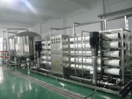 Commercial  Industrial Water Filtration System  Equipment