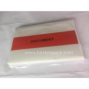 Customized  Shipping Packing List Document Envelopes