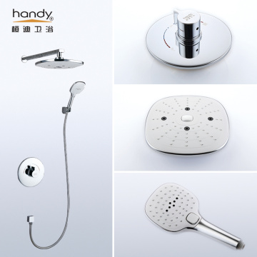 2 Ways Concealed Shower Mixer
