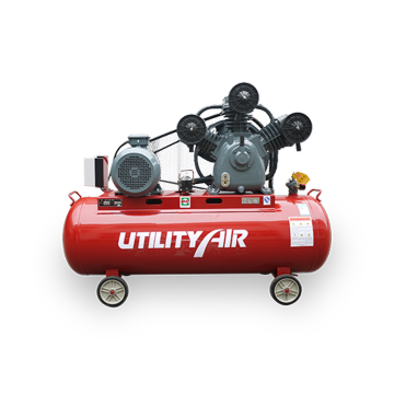 KW10008A three cylinder 250L piston air compressor
