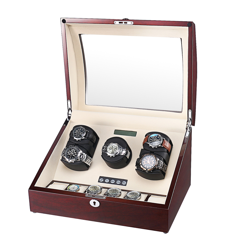 watch winding safe box