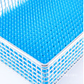 Medical silicone pad Blue