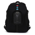 Suissewin Business Waterproof High Capacity Laptop Backpack