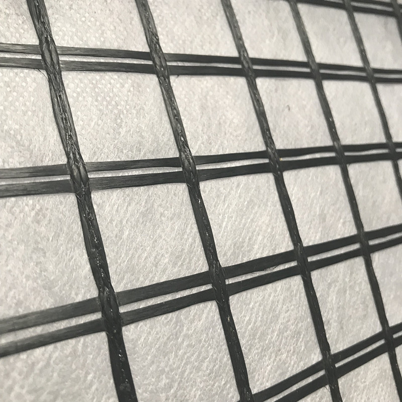 50KN/M Geocomposite Geogrid For Road Lowest Price