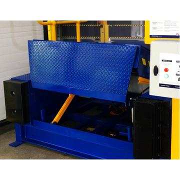 Mechanical dock leveler equipment