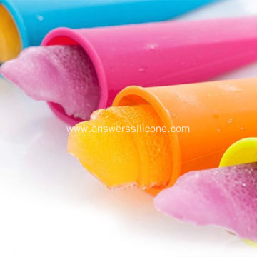Silicone Ice Pop Maker for Ice Lolly