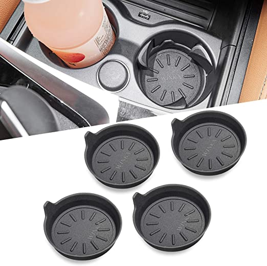 Universal Vehicle Cup Holder Coasters