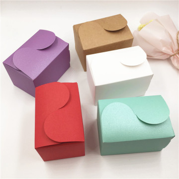 butterfly eyelash packaging box cookies  packaging  box