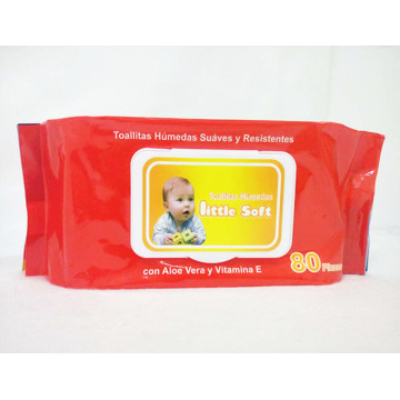 Private Label  Biodegradable And Organic Wipes