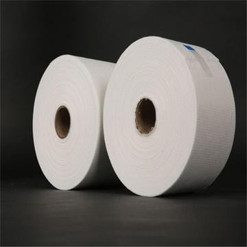 White Recycled Stitch Bonded Fabrics