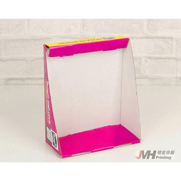 Strong corrugated Colorful display box