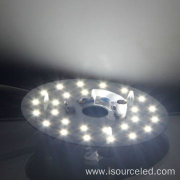 ac linear White light 9W AC COB Modules