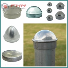 Fence Post Cap for Round Post