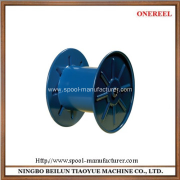 empty cable reel drum spooler