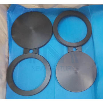 "3/4""Spectacle Blind flange foreign"