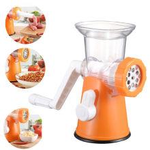 Powerful Meat Grinder Multifunctional Manual Food Cutter Processor Blender Ktchen Vegetables Fruits Grinders