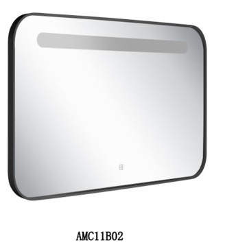 LED bathroom mirror MC11 series AMC11B02