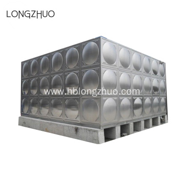 Stainless Steel Panel Water Storage Tank