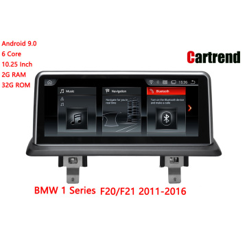 1 seria F20 F21 Android Navigation Monitor
