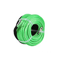Synthetic winch Rope sleeve protect