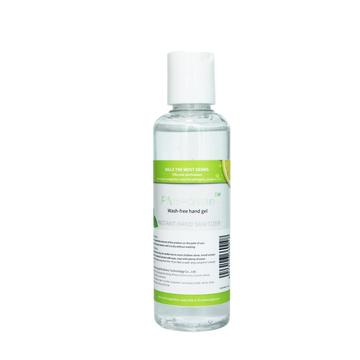 100 ml de gel de limón antibacterial desinfectante para manos
