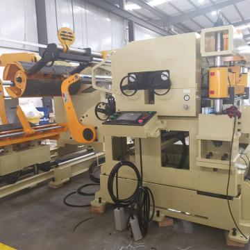 Coil Servo Straightener Feeder