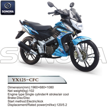 Yinxiang YX125-CFC Cub BODY KIT ENGINE PARTS COMPLETE SPARE PARTS ORIGINAL SPARE PARTS