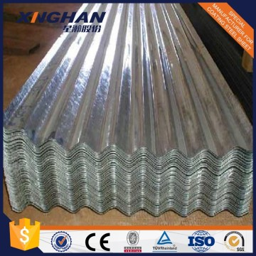 Metal Aluminum Zinc Corrugated Plate for Roofing