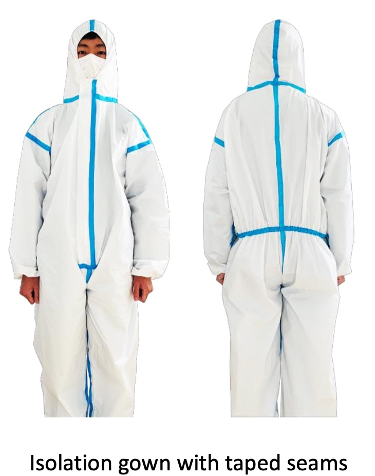 Medical Epidemic Preventive Suit