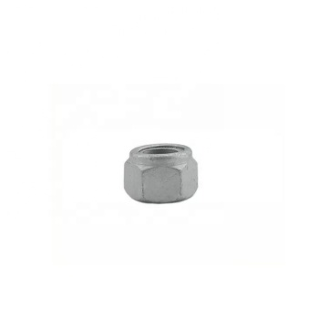 Nylon Insert Lock Nuts Carbon Steel Dacromet