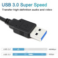 kebidumei HD USB Video Capture Card USB 3.0 Video Capture Device Grabber Recorder for PS4 DVD Camera Live Streaming