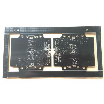 4 strata HDI Via in pad PCB