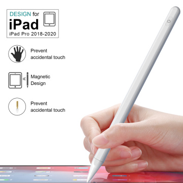 For iPad Pencil Touch Pen Stylus Pen For iPad Pro 11 12.9 2018 2020 Air 4 Air 3 10.2 7th 8th 9.7 2018 Min 5 For Apple Pencil
