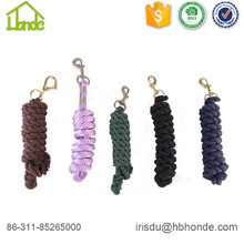 Various Color Polyester and Cotton Horse Lead Rope