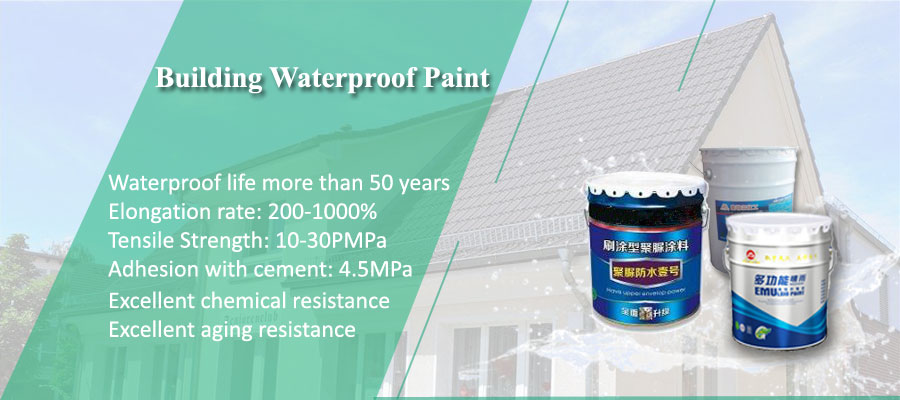 waterproof coating roof