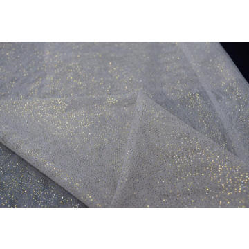 100% Polyester Hot Sale Mesh With Foil