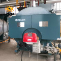 2.1mw gas oil fired hot water boiler for sale