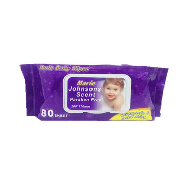 Excess Dirt Lint Free Water Sleepy Baby Wipes