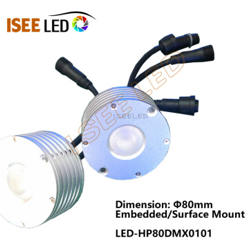 High Power RGB Led Pixel Light 3W