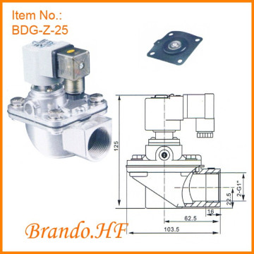 "1"" Thread GOYEN Type Pulse Jet Valve"