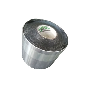 silver color aluminum butyl tape 1.0mm thickness