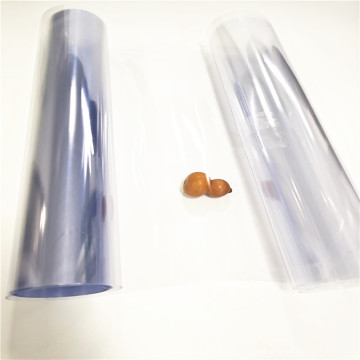 PVC Plastic Clear Rigid Film Thermoforming PVC Sheet