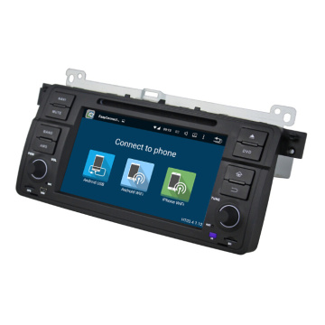 7 inch BMW E46 Android Car Multimedia Player