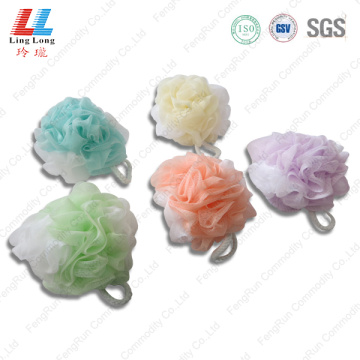 Attract soft mesh mix sponge