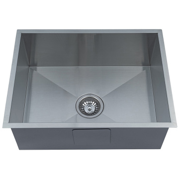 Handmade Single Bowl Stainless Steel Sink