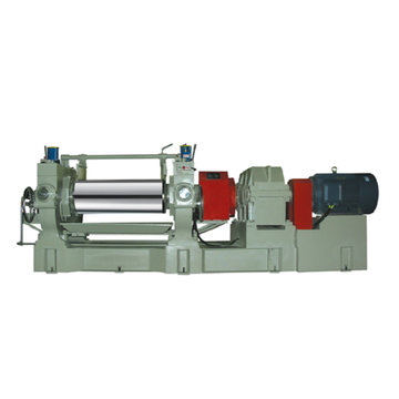 18 Inch Rubber Plastic Mixing Mill Machine