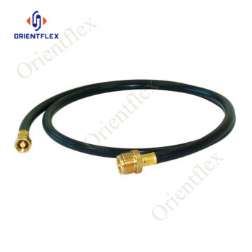 plastic pvc argon propane gas hose for stove