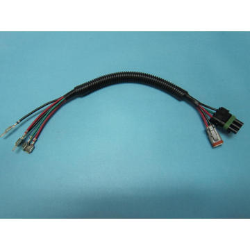 American autowire wiring harness