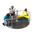 Outdoor Roundabout Play game For Kids