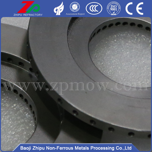 Forging casting tungsten flange with best price